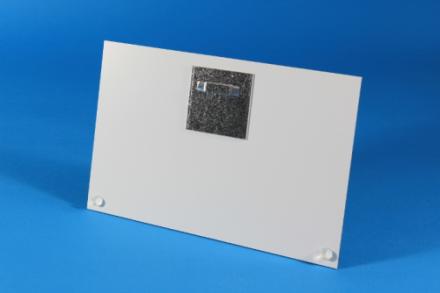 Abstandshalter selbstkl. 7mm - 0,33 €