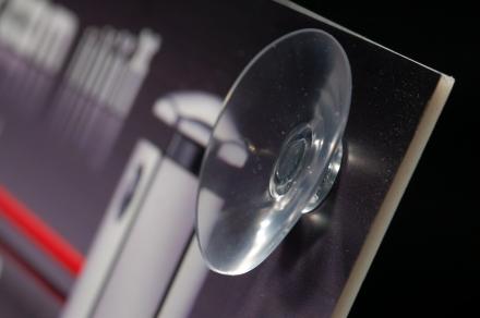 Saugnapf mit Gewindestift M4 D=50mm - 1,67 €
