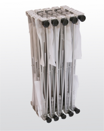 Pop Up Textil 3 x 3 gerade