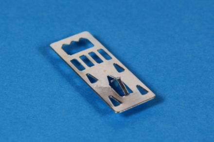 Metallaufhänger für Leichtschaumplatten