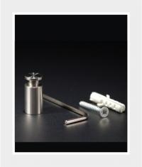 Abstandshalter Edelstahl D=10mm - 2,86 €