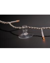 Saugnapf für Lichterketten D=30mm - 1,34 €