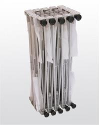 Pop Up Textil 3 x 4 gerade