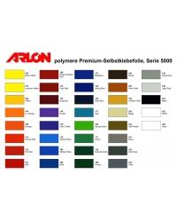 Premium-SK-Folie Arlon Serie 5000 - 118 Olympic Blue
