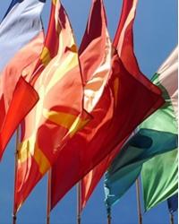 Querformat-Fahne 150x100cm