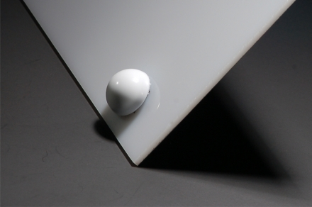 Wandpuffer selbstklebend D=20mm - 0,75 €