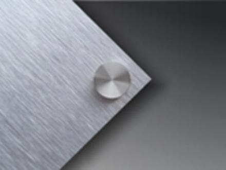 Zierkappe flach Edelstahl D=14mm - 2,97 €